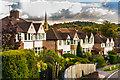 TQ1649 : Ranmore Road by Ian Capper