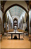 TL7006 : Chelmsford Cathedral - interior (1) by Julian Osley