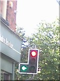 SK3950 : UK Traffic Light Signal by Gary