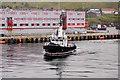 HU4742 : Pilot Boat at Morrison Pier by David Dixon