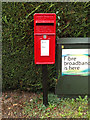 TM1791 : The Green Postbox by Adrian Cable