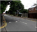 SJ8989 : Speed bump on Gilmore Street, Stockport by Jaggery