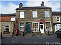 SE2558 : Hampsthwaite Post Office, High Street, HG3 2EU by Peter Holmes