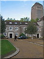 TL4458 : Clare College: Thirkill Court by John Sutton