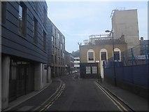 TQ3382 : Shoreditch - Drydale Street by James Emmans