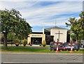 SD3439 : Poulton Methodist Church by Gerald England