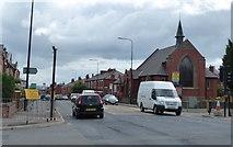 SD5504 : Ormskirk Road in Pemberton by Mat Fascione