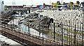 J3674 : Connswater works, Belfast - October 2016(7) by Albert Bridge
