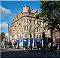 TQ3086 : Bathurst Mansions, Holloway by Jim Osley