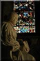 NZ2742 : Monument to Bishop van Mildert, Durham Cathedral by Christopher Hilton