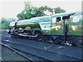 SO7192 : Flying Scotsman - a fine piece of proper engineering by Richard Law