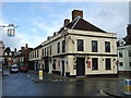 TM3389 : The Three Tuns public house, Bungay by JThomas