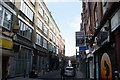 TQ3381 : View along Hanbury Street #3 by Robert Lamb