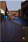 SP0686 : Worcester & Birmingham Canal, Birmingham by Stephen McKay
