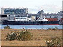 NT2677 : Ocean Terminal, Leith by Chris Allen