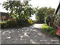 TM0591 : Barker's Lane, Old Buckenham by Adrian Cable