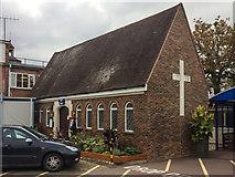 TQ3939 : Chapel, Queen Victoria Hospital by Ian Capper