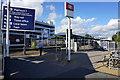 SU4416 : Southampton Airport (Parkway) Station by Bill Boaden