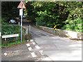 SY3392 : Horne Bridge, Lyme Regis, by Wessex Ridgeway by David Hawgood