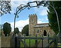 SK7634 : Church of St Helen, Plungar by Alan Murray-Rust