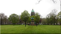 NT2473 : Charlotte Square Gardens by Richard Webb