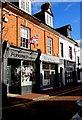 SJ6552 : Francesco Group hair salon, Nantwich by Jaggery