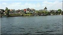 TQ1667 : Thames Ditton Island by Derek Harper