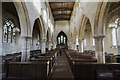 TF0039 : Interior, St Michael and All Angels, Heydour by Julian P Guffogg