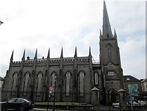 H6733 : St Patrick's Church, Monaghan by Eric Jones