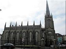 H6733 : St Patrick's Church, Monaghan by Eric Jones