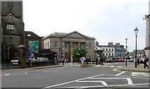H6733 : Monaghan Courthouse viewed across Church Square by Eric Jones