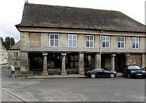 SO8700 : Minchinhampton Market House by Jaggery
