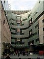 TQ2881 : BBC Broadcasting House, Portland Place by PAUL FARMER