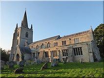 TF5617 : Tilney All Saints Parish Church: October 2016 by Basher Eyre