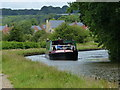 SD5208 : Rose of Parbold on the Leeds and Liverpool Canal by Mat Fascione