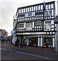 SJ6552 : Hope House charity shop in Nantwich by Jaggery