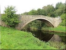 NS8838 : Douglasmouth Bridge by Peter Wood