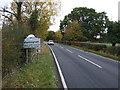 SJ7058 : Entering Warmingham  by JThomas