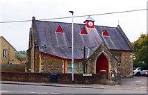 SU1480 : Parish Church Hall, Priors Hill, Wroughton by P L Chadwick