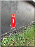 TM0591 : Fen Street/Priest Hill Victorian Postbox by Adrian Cable