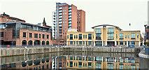 J3475 : The Clarendon Dock, Belfast (October 2016) by Albert Bridge