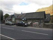 NY3916 : Patterdale Primary School by Graham Robson