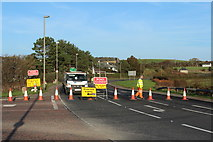 NS2005 : A77 Closed at Turnberry by Billy McCrorie