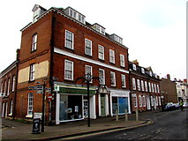 SO5139 : Chandos Pharmacy, Hereford by Jaggery