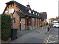 SP0272 : Alvechurch village hall by Mike Dodman