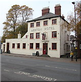 SO5140 : Merton Hotel, Hereford  by Jaggery