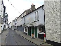 SD6592 : Main Street, Sedbergh by David Smith
