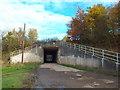 NZ3456 : Underpass beneath the A19 near South Hylton by Malc McDonald