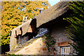SK2572 : Thatch in Baslow by Andy Stephenson