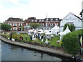 SU8586 : The Compleat Angler, Marlow by Chris Allen